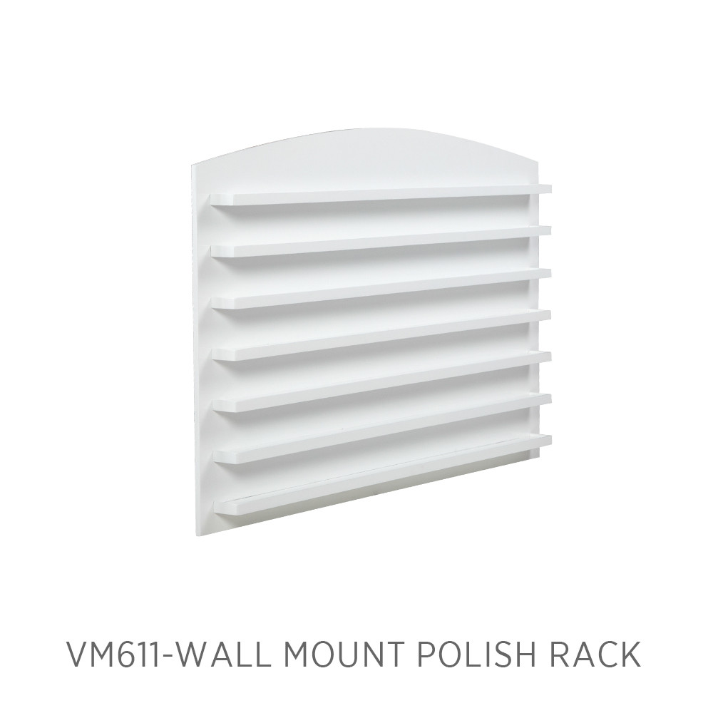 Moden VM611 Wall Mount Polish Rack