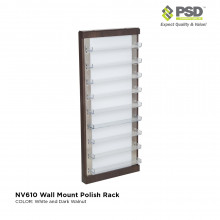 NV610 Wall Polish Rack